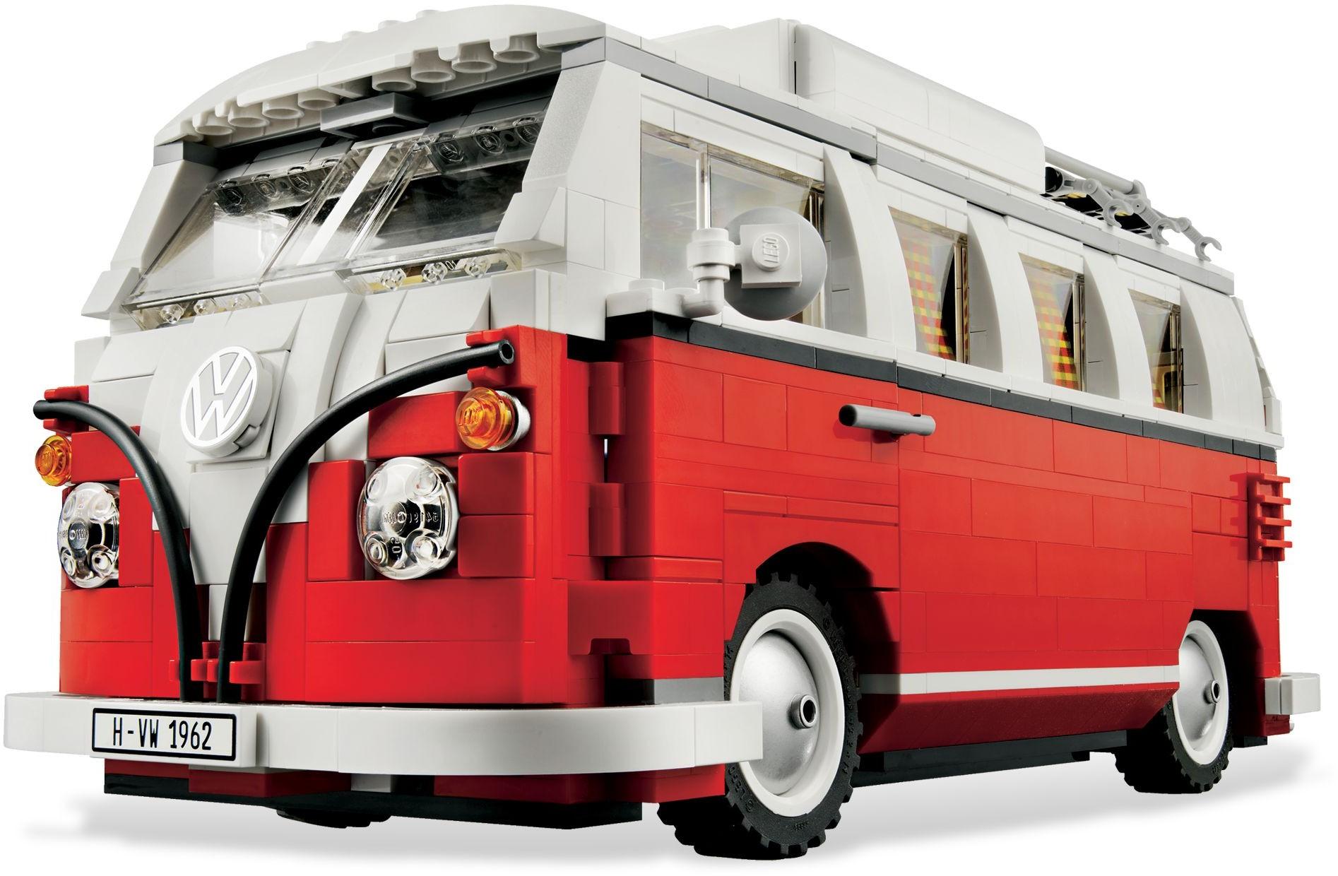 10220-1 Volkswagen T1 Camper Van