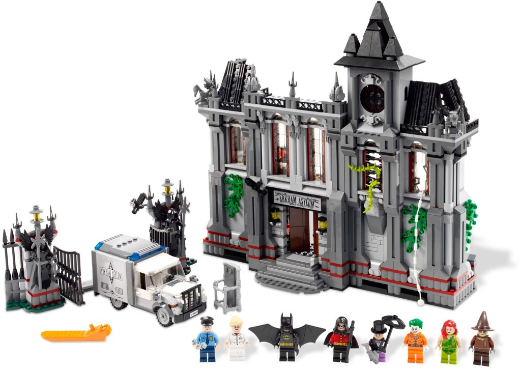 10937-1 Batman Arkham Asylum Breakout