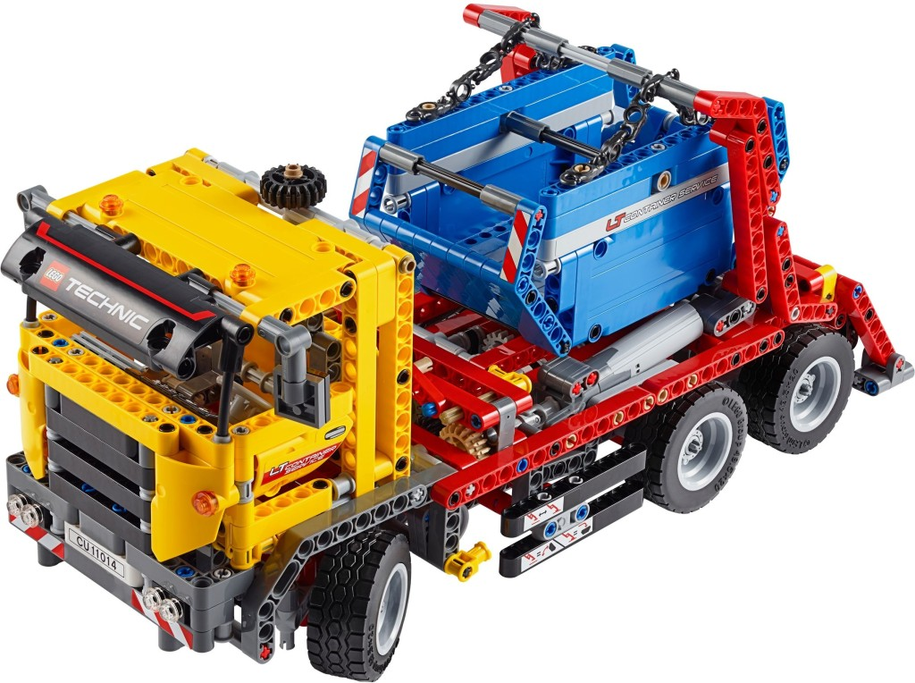 42024-1 Container Truck