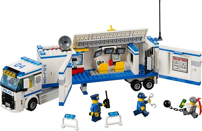 60044-1 Mobile Police Unit