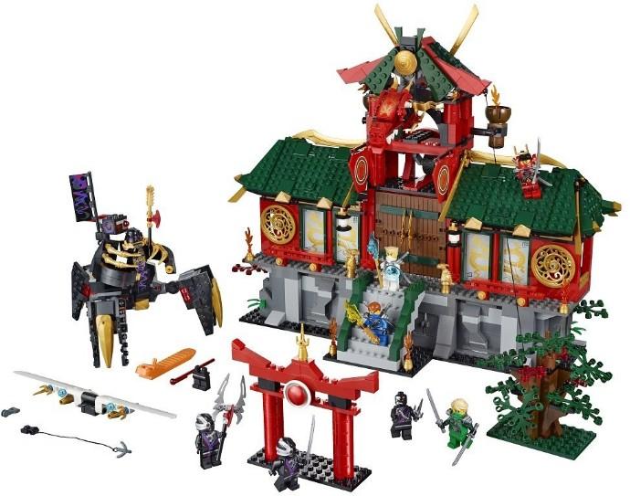 70728-1 Battle for Ninjago City