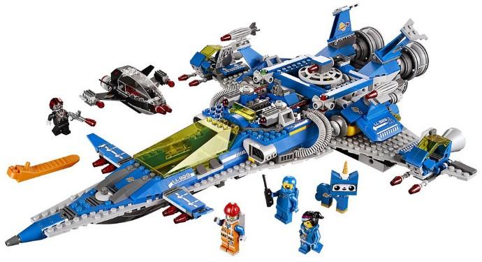 70816-1 Bennys Spaceship, Spaceship, SPACESHIP!