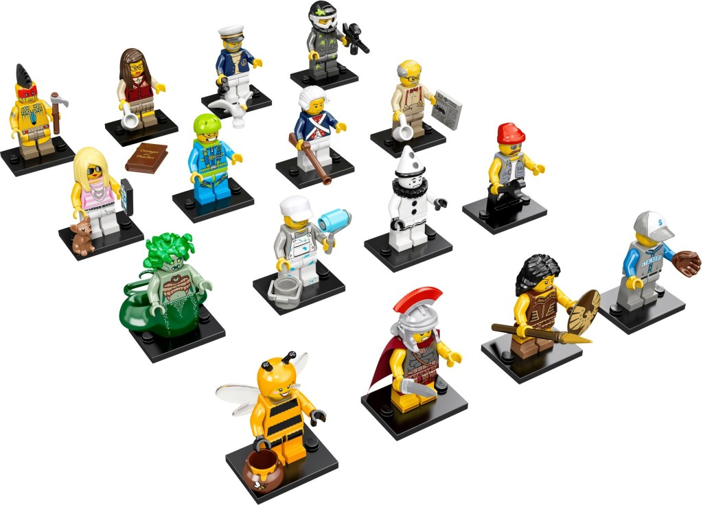 71001 Lego Minifigures Series 10 Lego Star Wars Amp Beyond