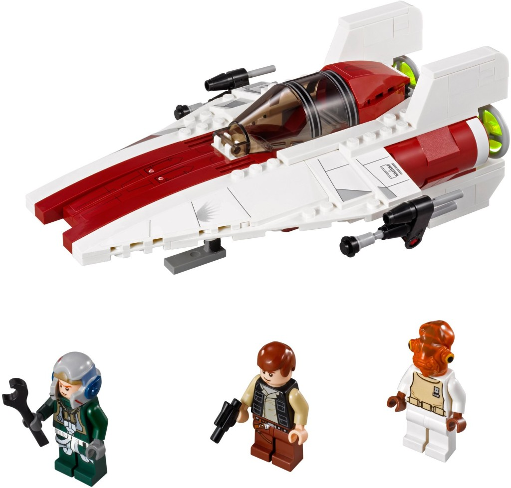 75003-1 A-wing Starfighter