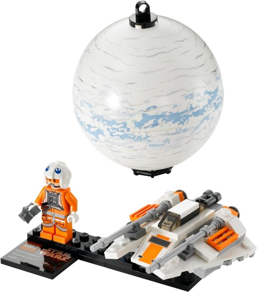 75009-1 Snowspeeder & Hoth