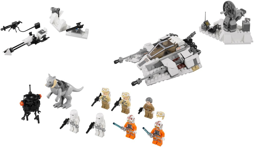 75014-1 Battle of Hoth