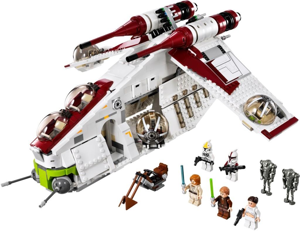 75021-1 Republic Gunship
