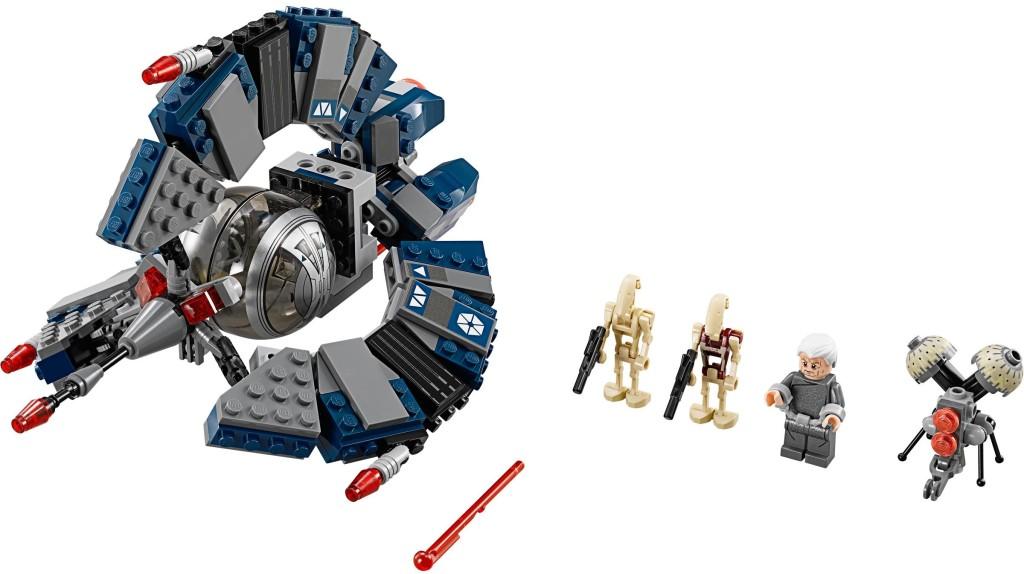 75044-1 Droid Tri-Fighter