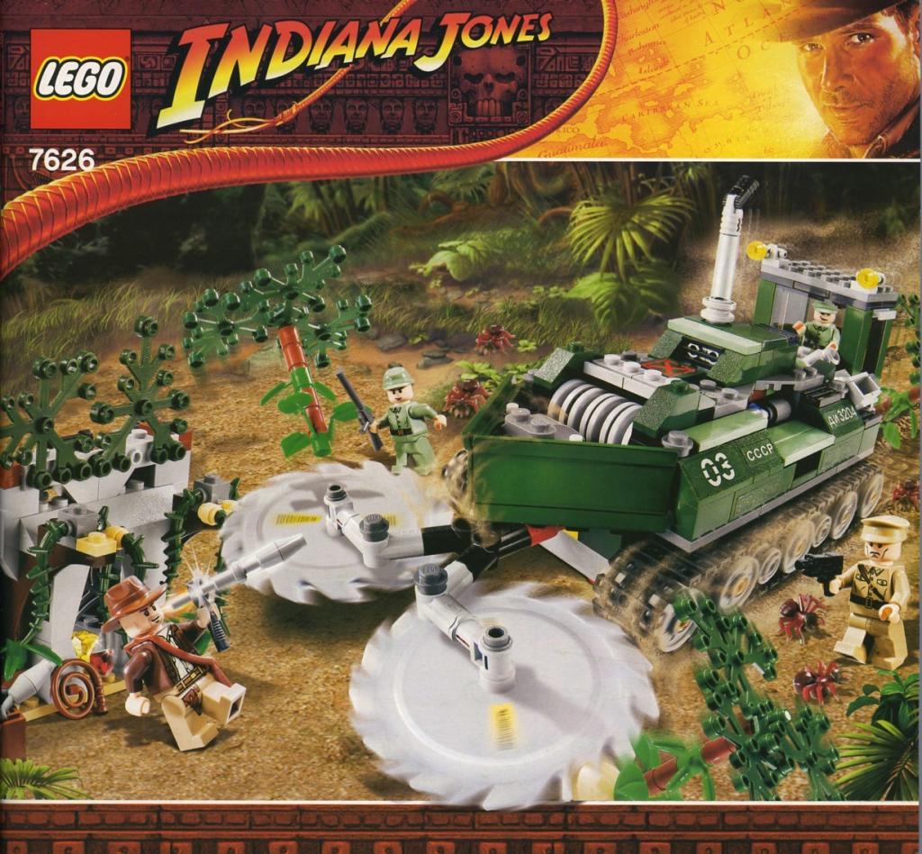 7626-1 Jungle Cutter