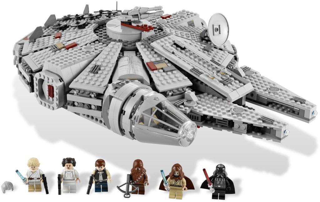 7965-1 Millennium Falcon