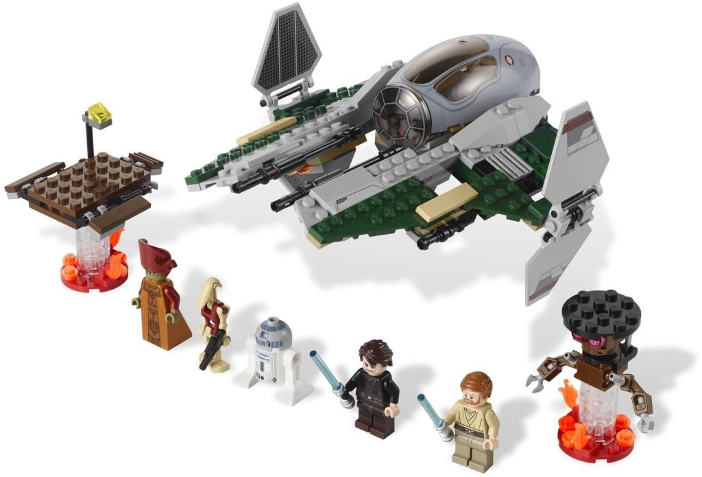 9494-1 Anakins Jedi Interceptor