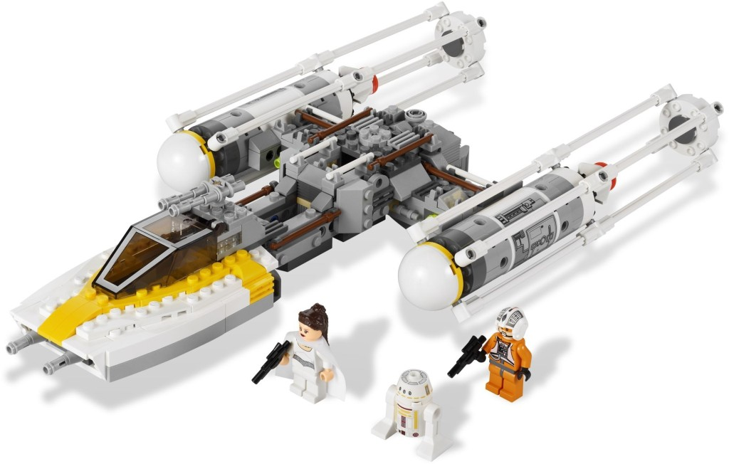 9495-1 Gold Leaders Y-wing Starfighter