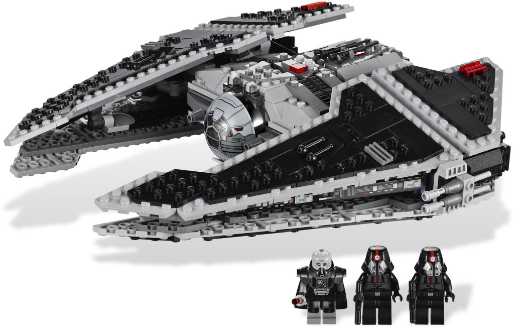 9500-1 Sith Fury-class Interceptor