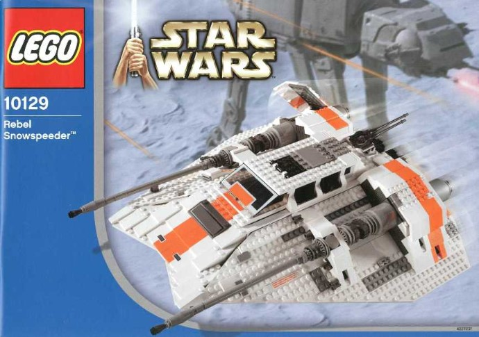 10129-1 Rebel Snowspeeder