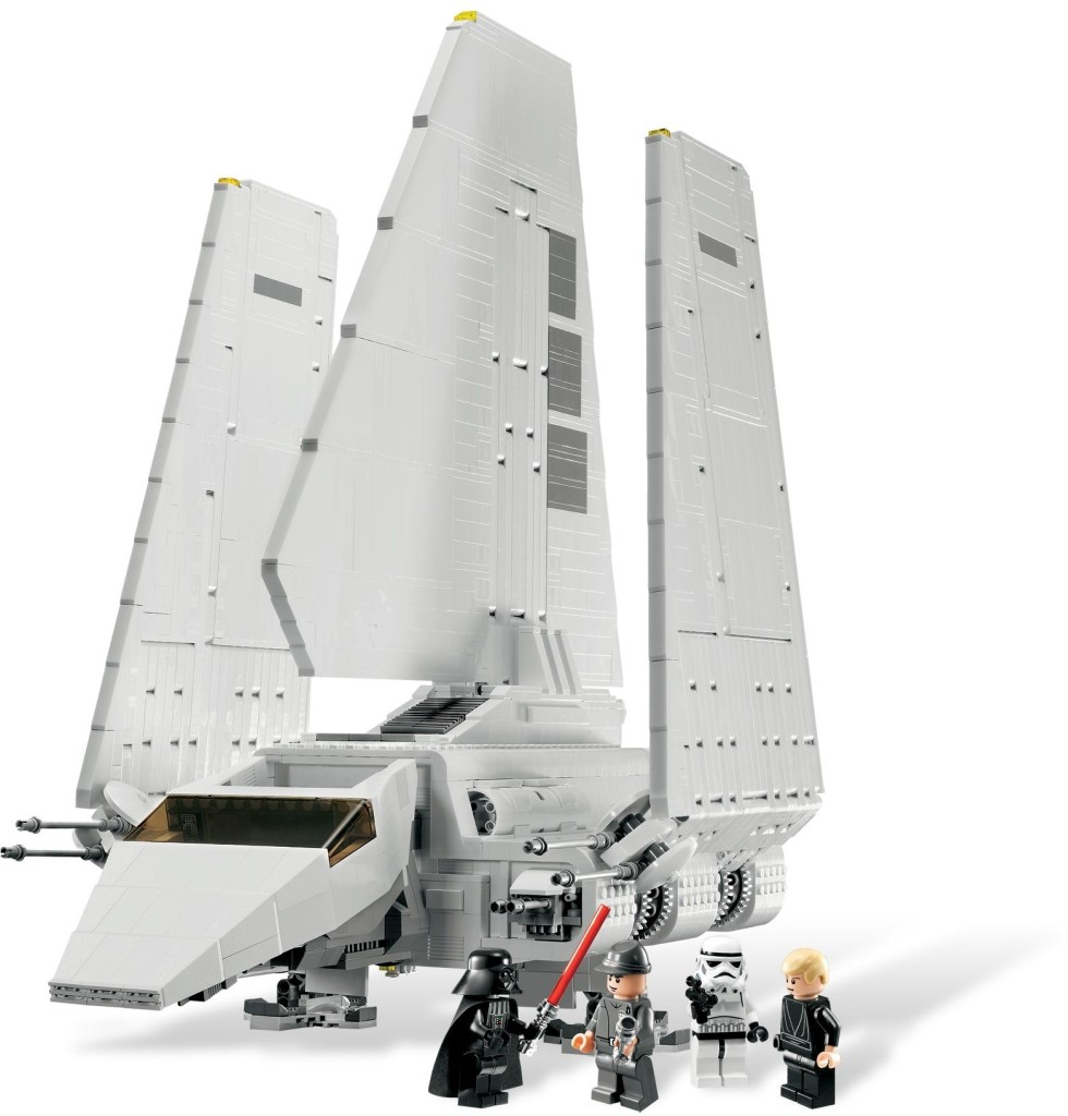 10212-1 Imperial Shuttle