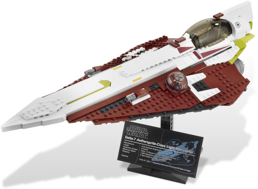 10215-1 Obi-Wan's Jedi Starfighter
