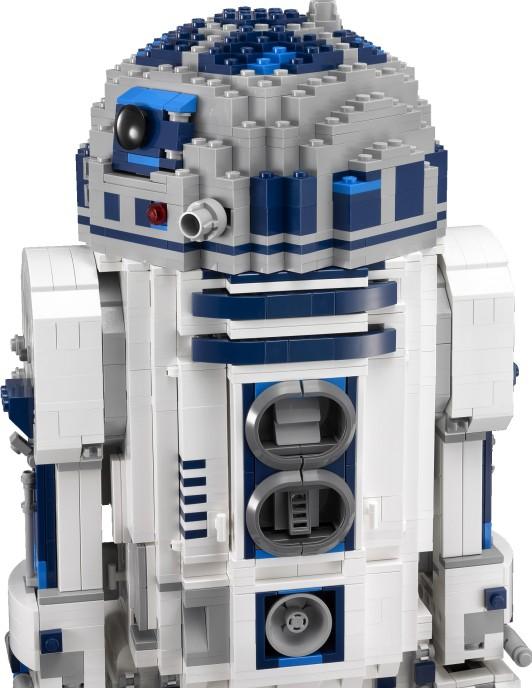 10225 r2 d2 lego star wars beyond - Lego starwars r2d2 ...