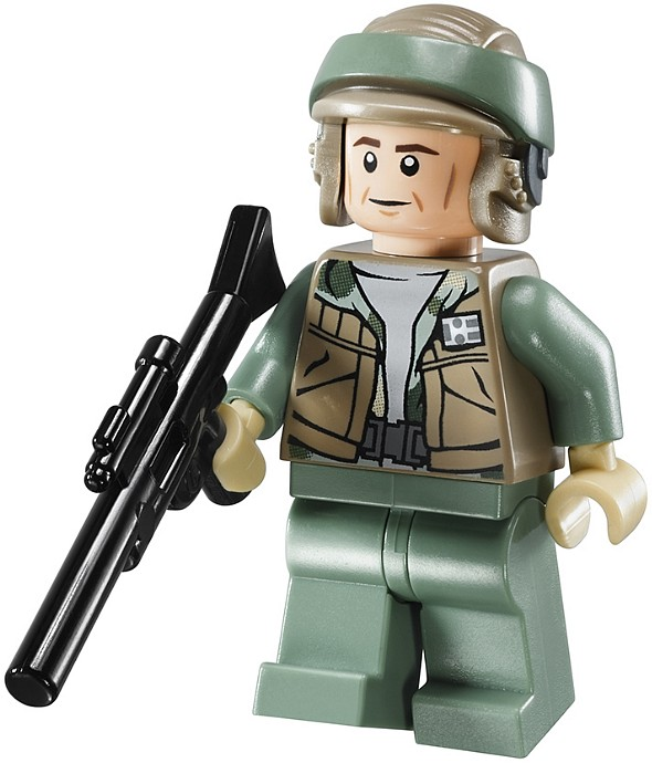 10236-43 rebel soldier A