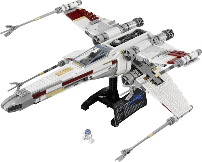 10240-1 Red Five X-wing Starfighter