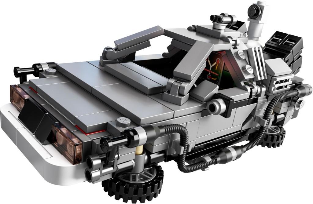 21103-1 The DeLorean Time Machine