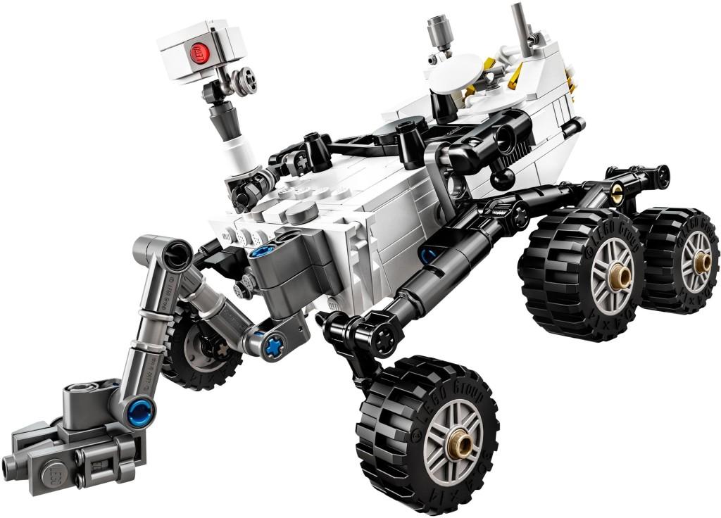 21104-1 NASA Mars Science Laboratory Curiosity Rover