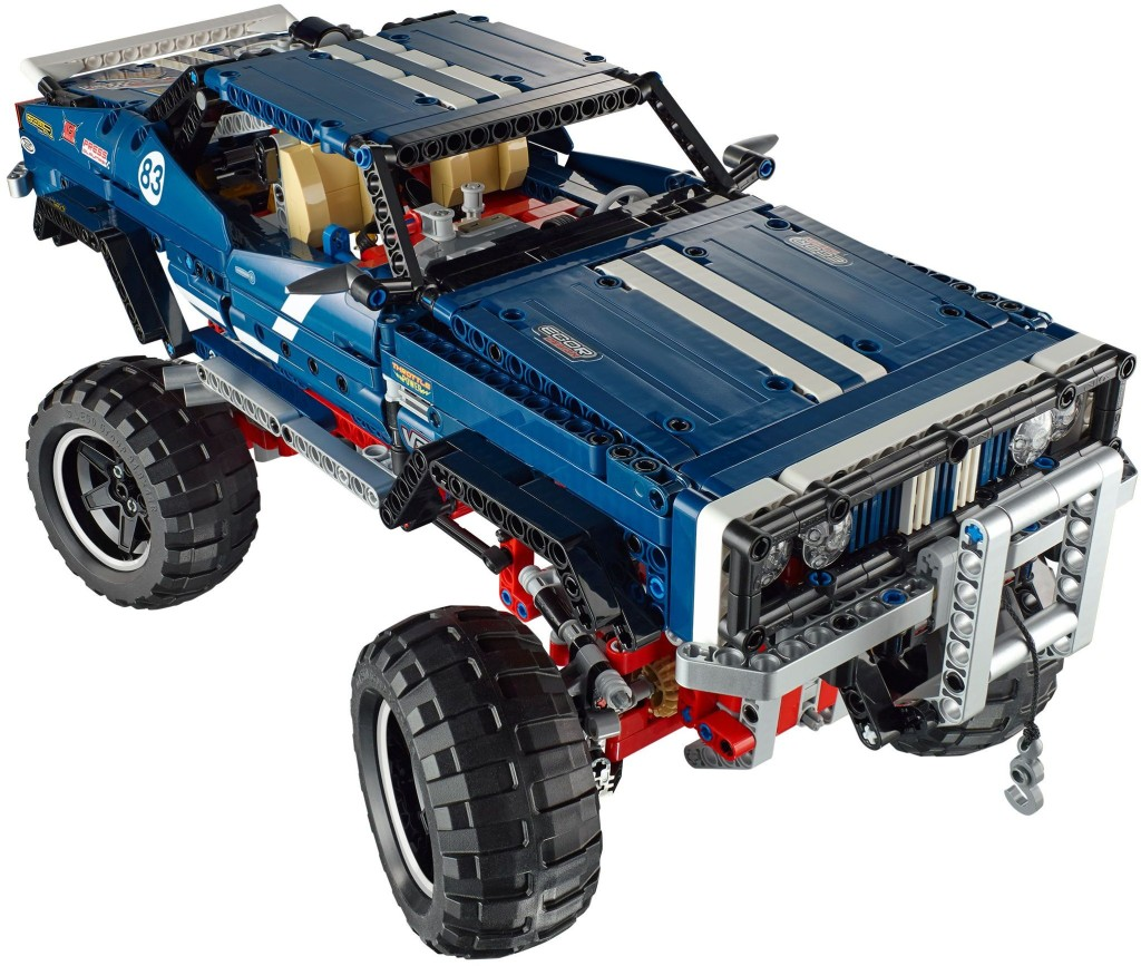 41999-1 4x4 Crawler Exclusive Edition