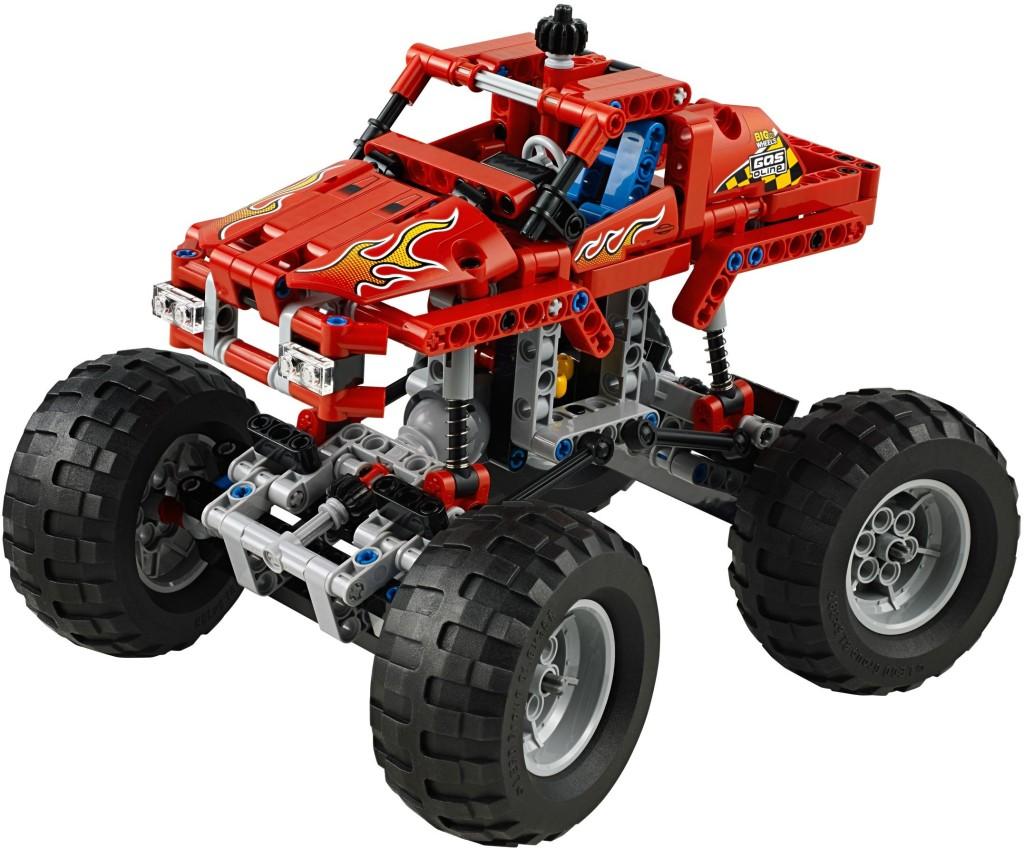 42005-1 Monster Truck