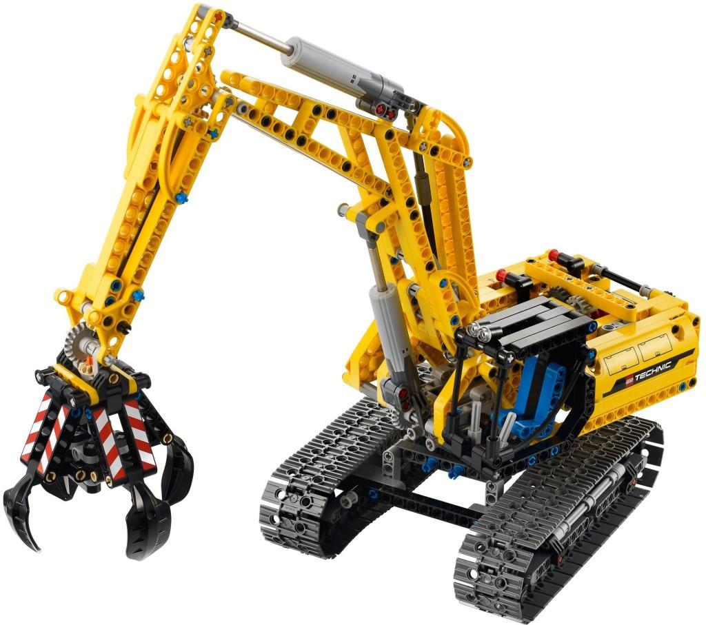 42006-1 Excavator
