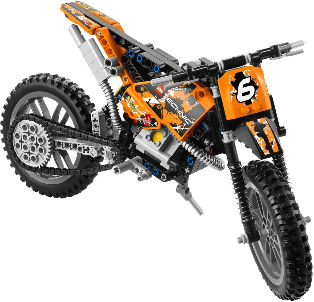 42007-1 Moto Cross Bike