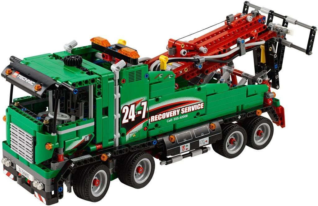 42008-1 Service Truck