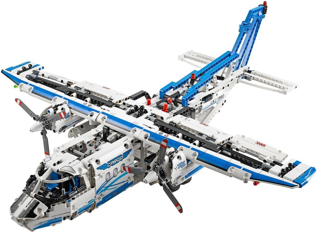 42025-1 Cargo Plane