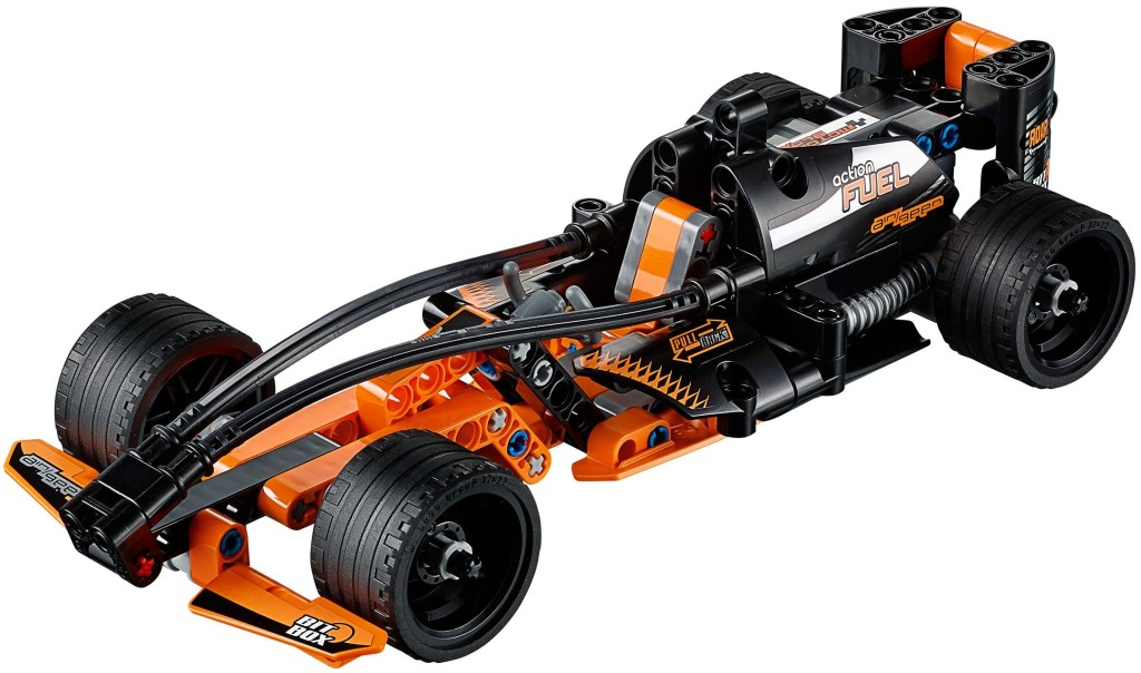 42026-1 Black Champion Racer
