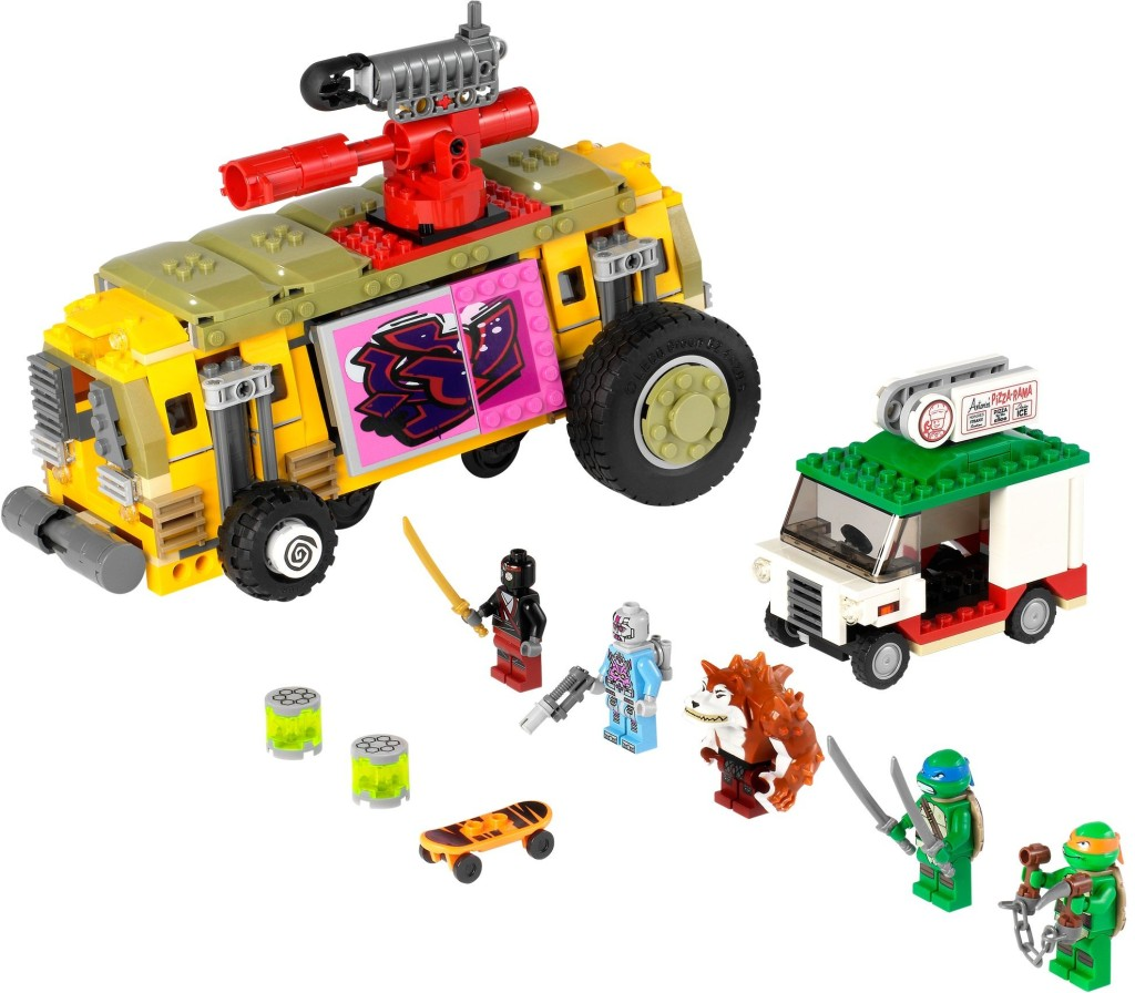 79104-1 The Shellraiser Street Chase