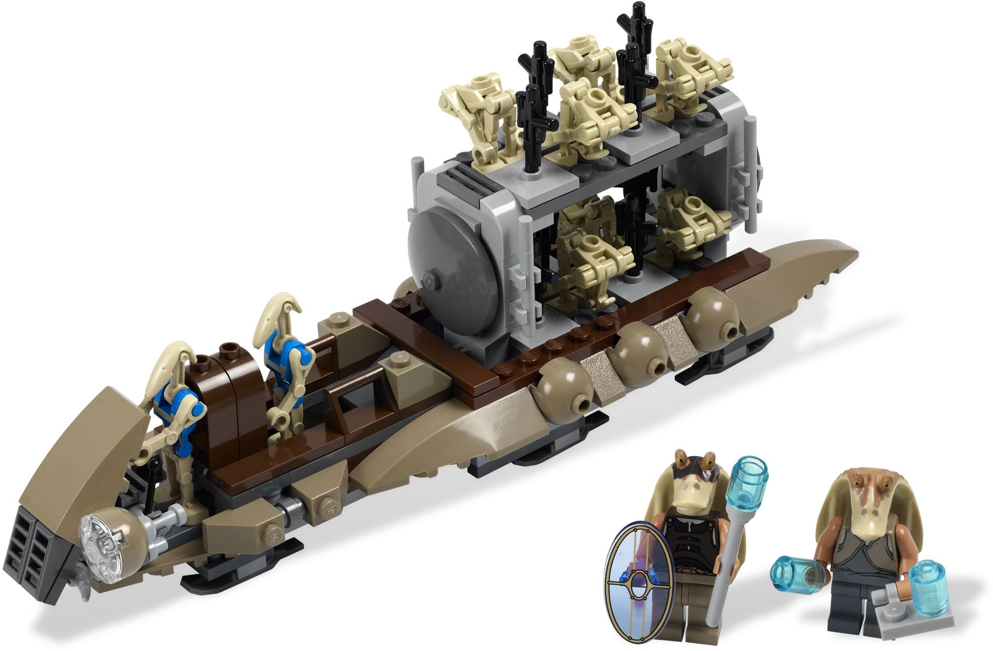 7929 the battle of naboo lego star wars beyond - Image star wars lego ...