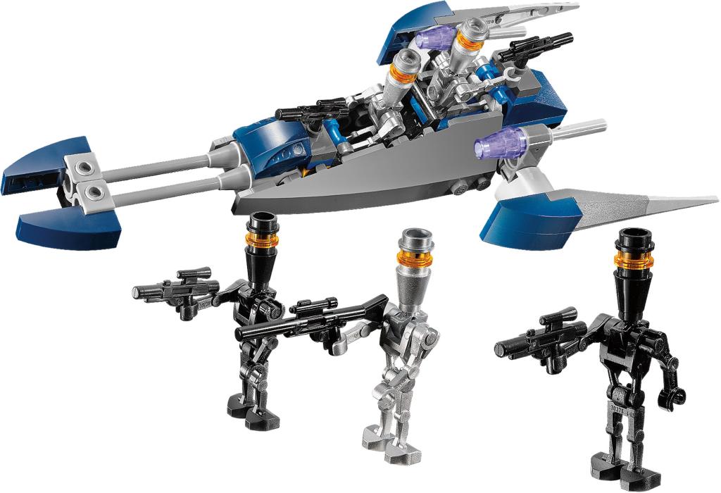 8015-1 Assassin Droids Battle Pack