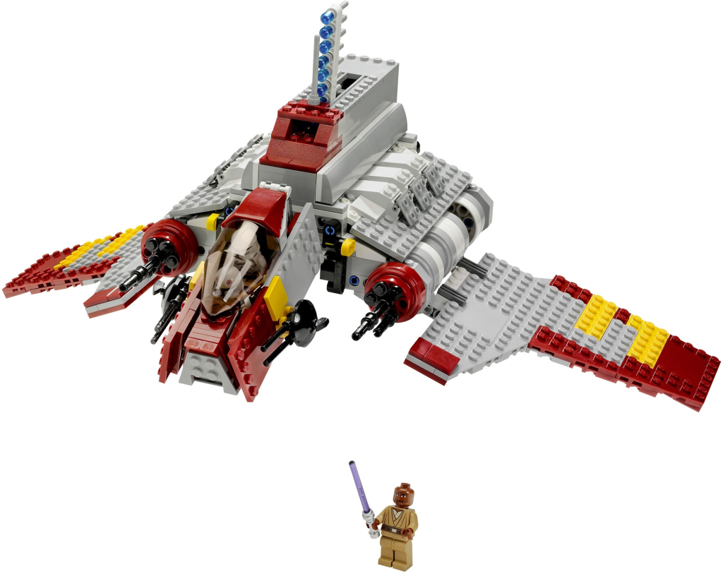 8019-1 Republic Attack Shuttle
