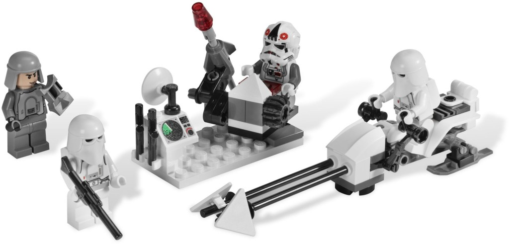8084-1 snowtrooper battle pack