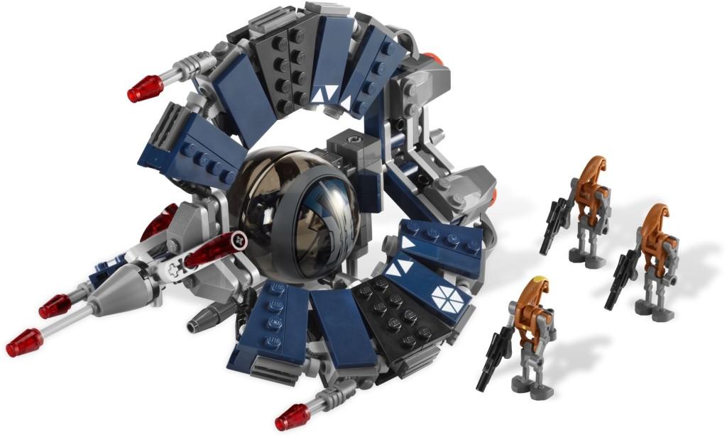 8086-1 droid tri-fighter