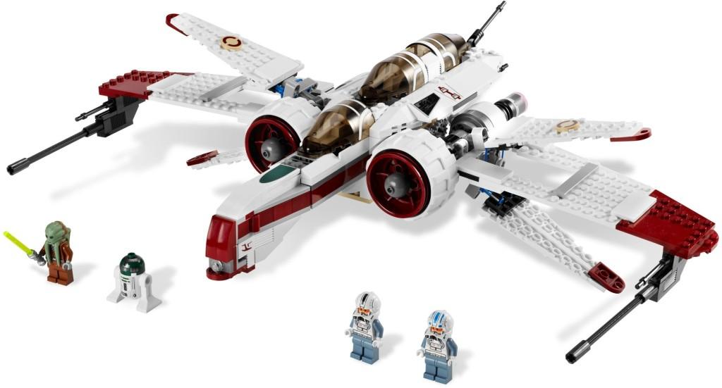 8088-1 ARC-170 starfighter