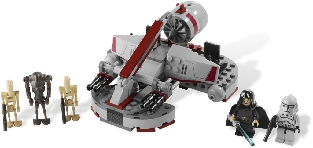 8091-1 Republic Swamp Speeder