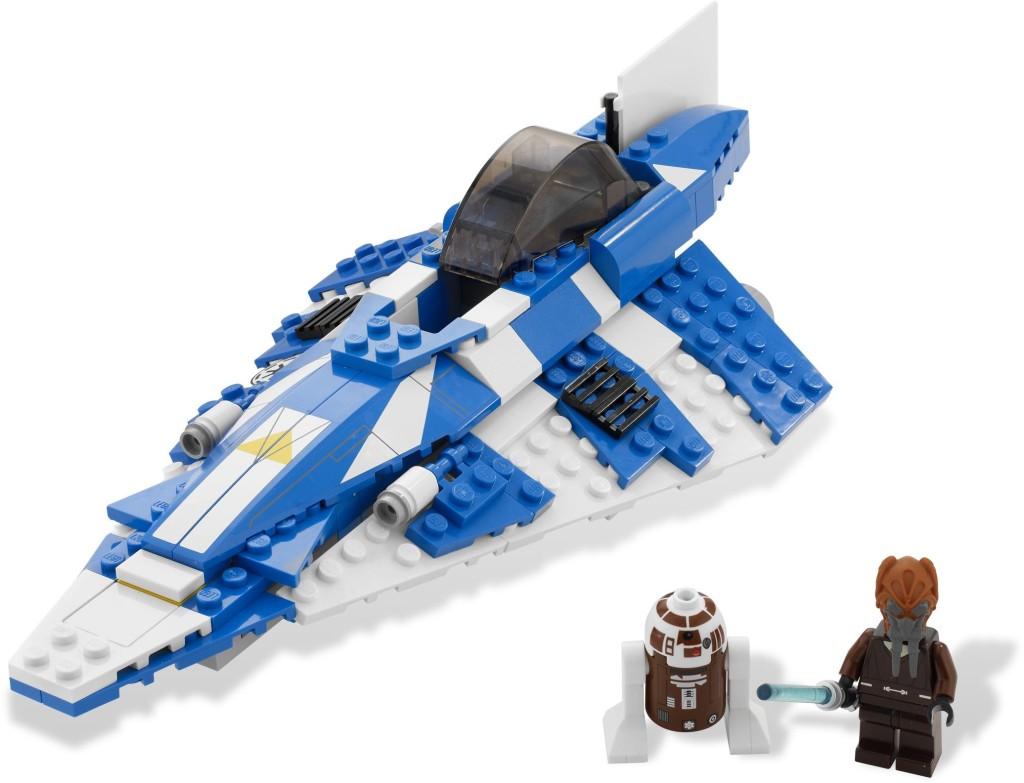 8093-1 plo koons jedi starfighter