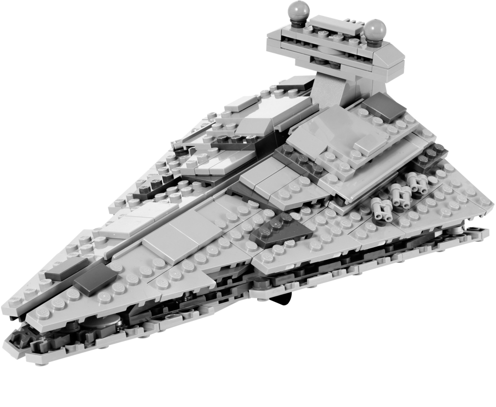 8099- 1 mid scale imperial star destroyer