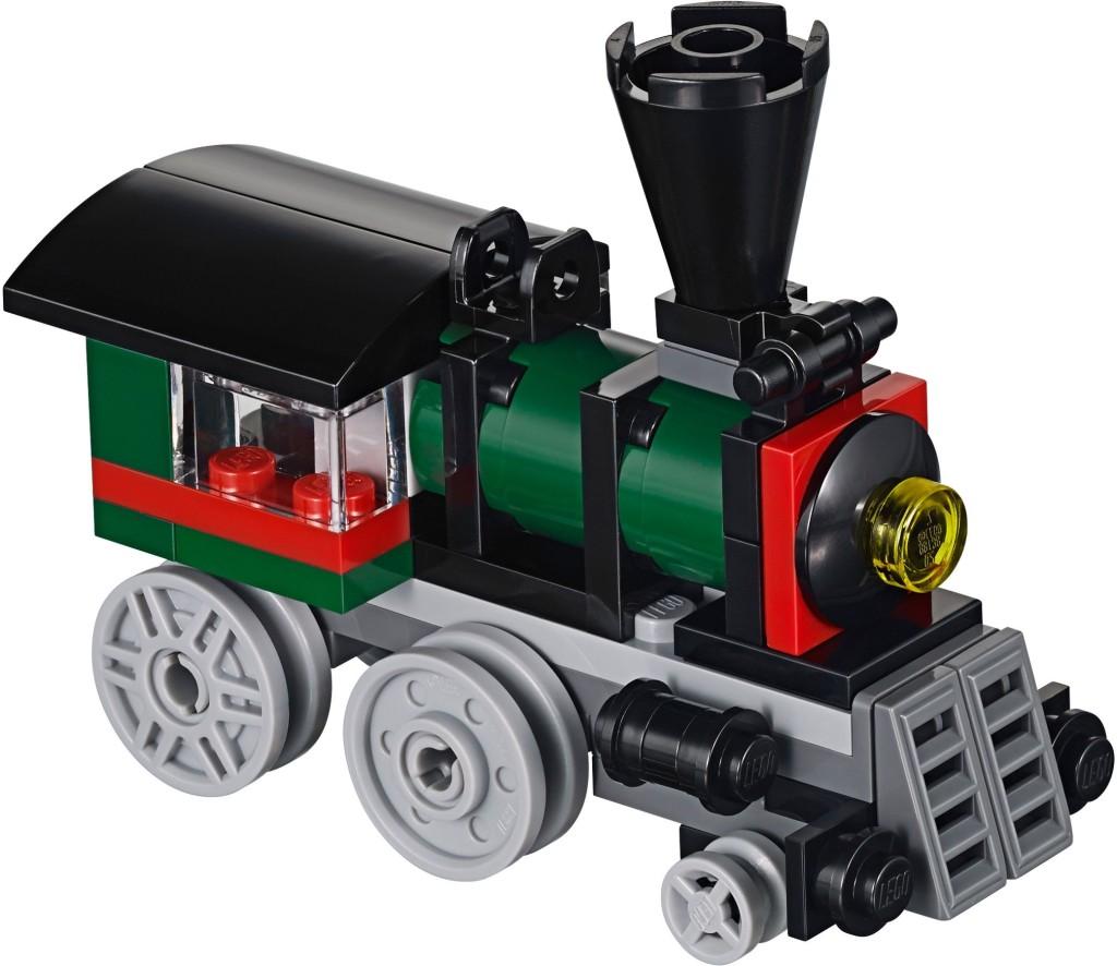 31015-1 Emerald Express