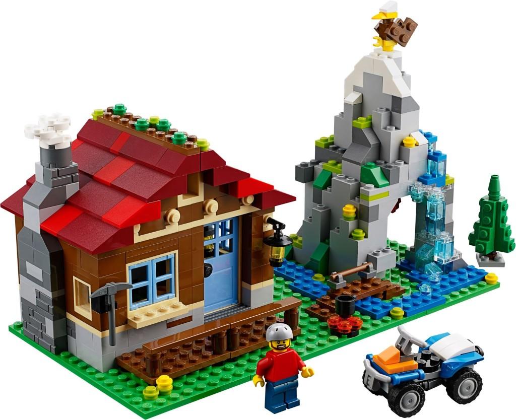 31025-1 Mountain Hut