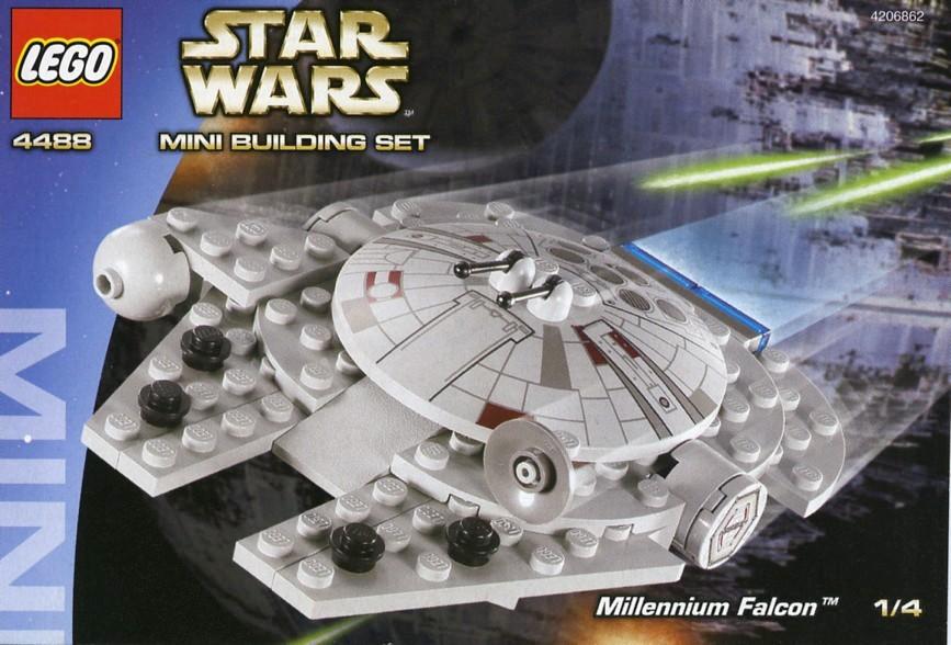 4488-1 Millennium Falcon