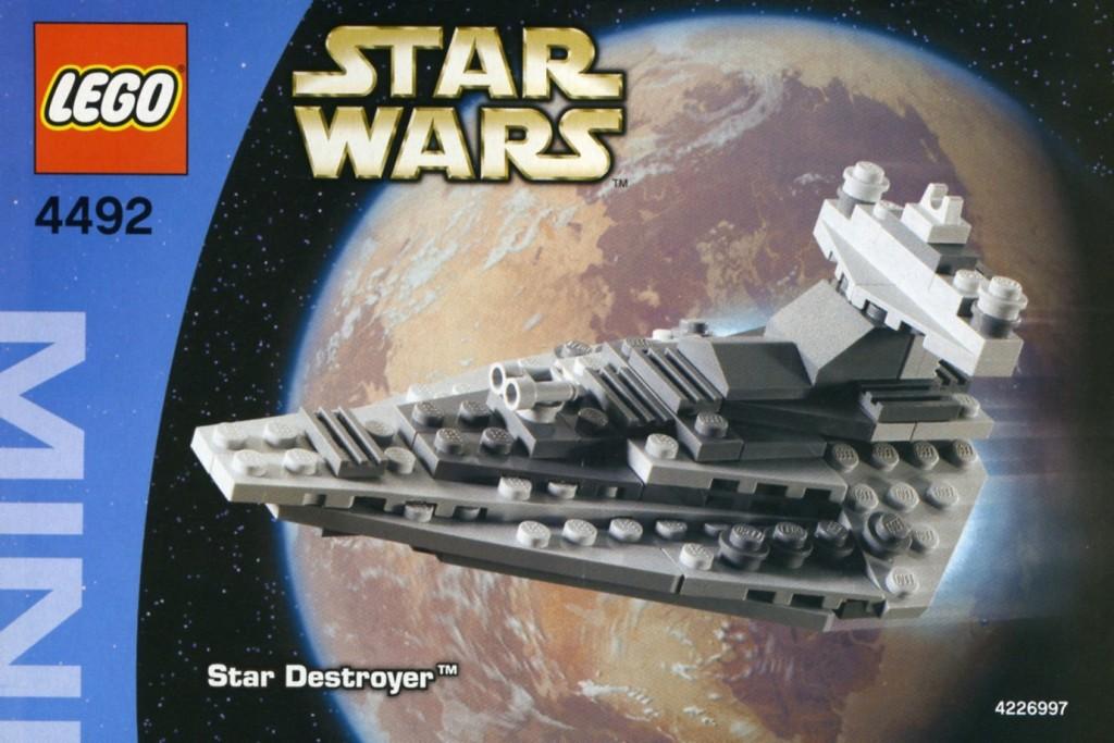 4492-1 Star Destroyer