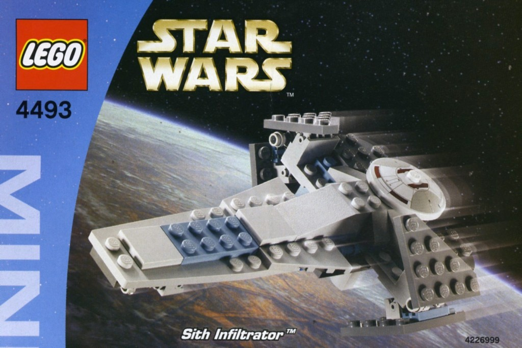 4493-1 Sith Infiltrator