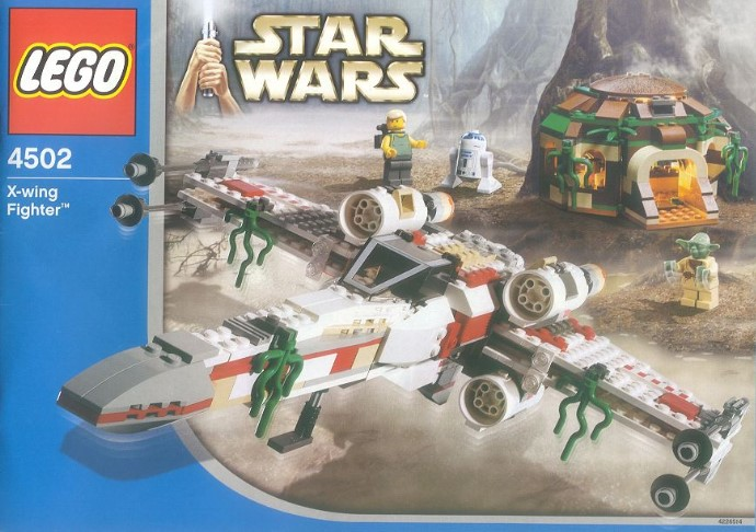 4502-1 X-wing Fighter