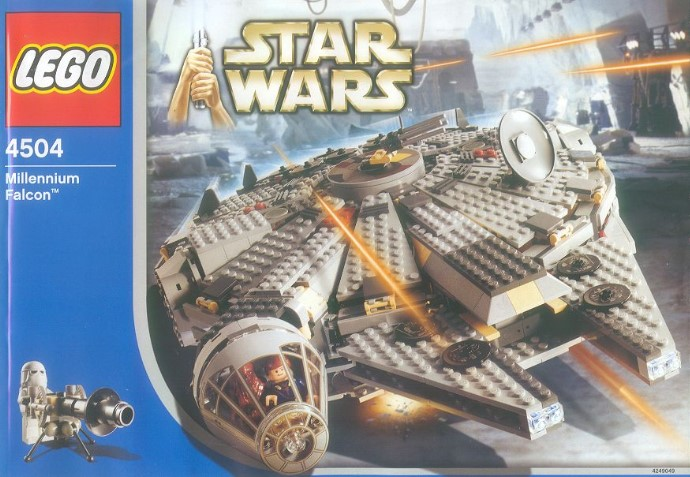4504-1 Millennium Falcon