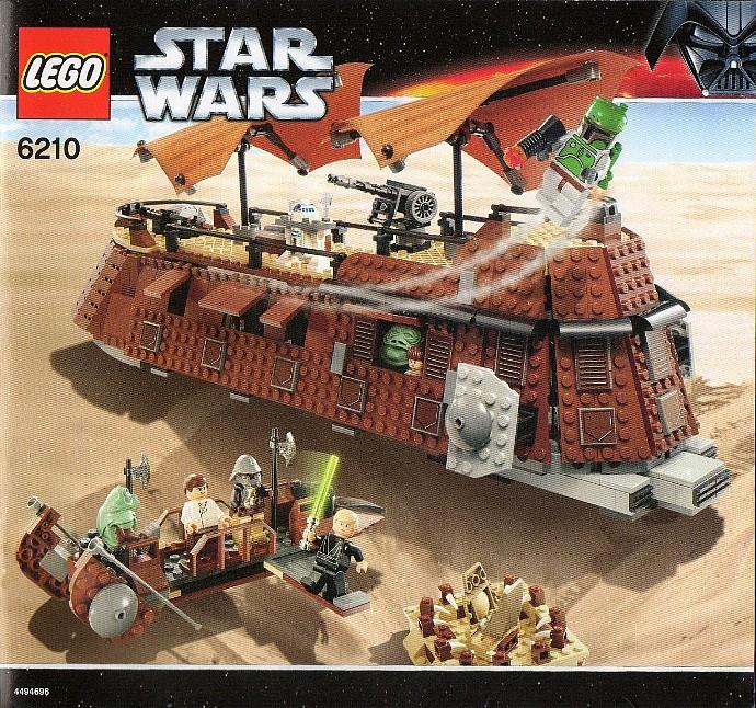 6210-1 Jabbas Sail Barge